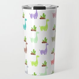 Dinosaur World Travel Mug