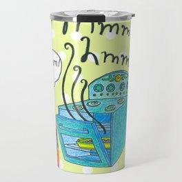 Mmm-Hmm! Kitchen Travel Mug