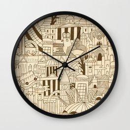 London UK Wall Clock