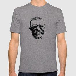 President Teddy Roosevelt T-shirt