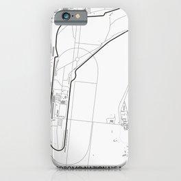 Autodromo Nazionale di Monza iPhone Case