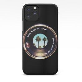 focus on palms iPhone Case