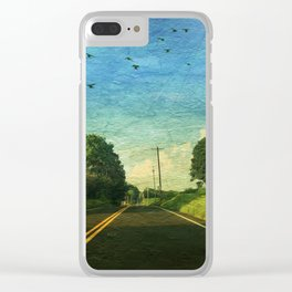 Route 94 Clear iPhone Case