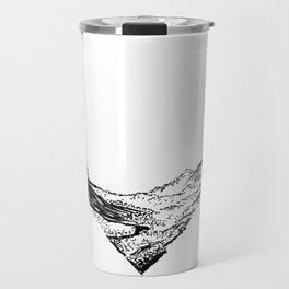 Sketch 92 - Mountain View Travel Mug