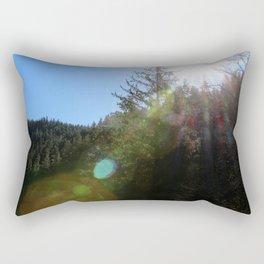 Light Leak Rectangular Pillow