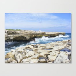 Devil's Bridge Canvas Print