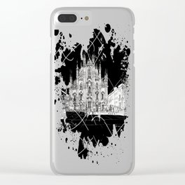 Duomo Clear iPhone Case