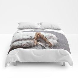 Christmas stollen Comforters