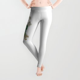 Alan A Dale - Oo de Lally Golly What a Day Roster Leggings