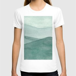 Green Mountain Range T-shirt