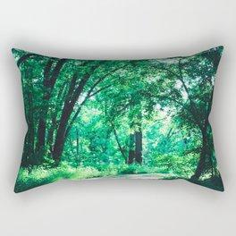 Shine a light Rectangular Pillow