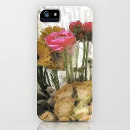 Glossy Love Letters 2 iPhone Case