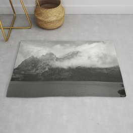 Mountain and Water Rug