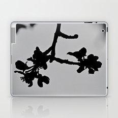 Blooming Silhouette Laptop & iPad Skin