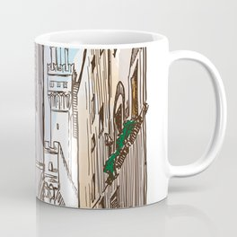 Sketches from Italy - Florence Coffee Mug