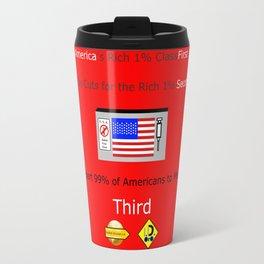 America FIrst Travel Mug