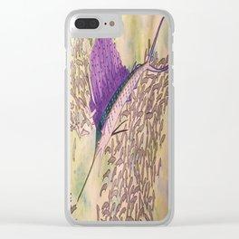 Sailfish Clear iPhone Case