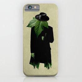 Mr.Green Thumb iPhone Case