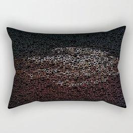 Major Tom Trilogy Rectangular Pillow