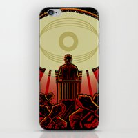1984 iPhone & iPod Skins featuring 1984 by miles to go