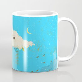 DREAMING IN FOOTHILLS Coffee Mug