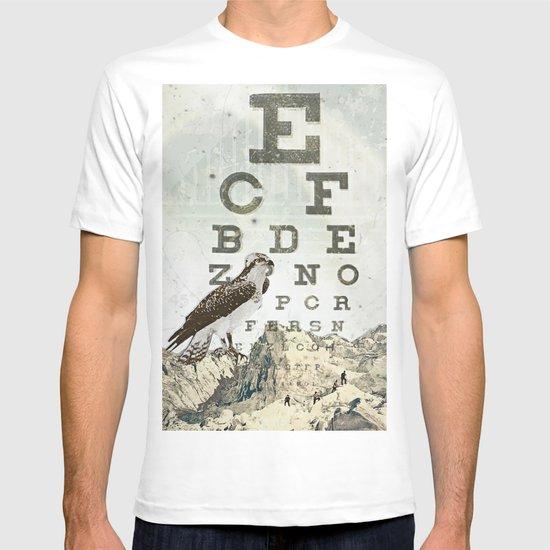 eye chart II T-shirt