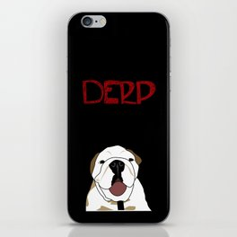 Derp 3 iPhone Skin