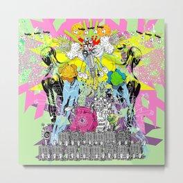 Jx3 Gallery - Promo 2016 Metal Print