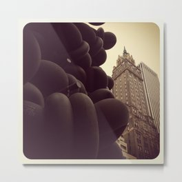 New York Sherry Netherland Metal Print