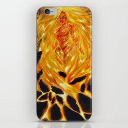 The Phoenix iPhone Skin