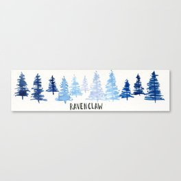 Ravenclaw Trees Canvas Print