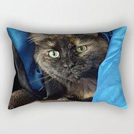 Cuddle Cat Rectangular Pillow
