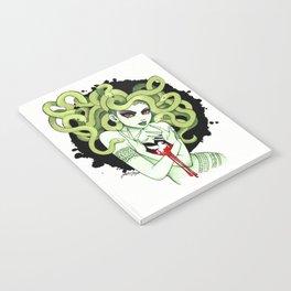 Medusa in Vignette Notebook