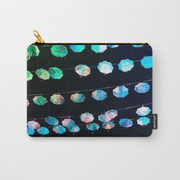 Electric Forest Umbrellas Carry-All Pouch