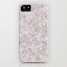 Ink Weaves: Morganite iPhone Case