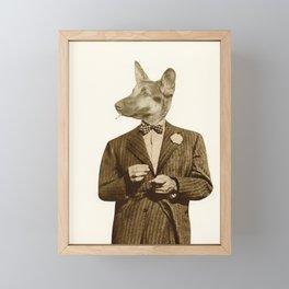 Play it Cool, Play it Cool Framed Mini Art Print