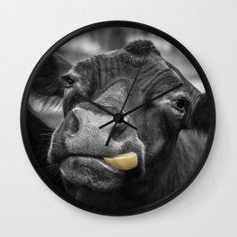 Don't Judge Me! Wall Clock