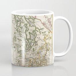 Finland 1745 Coffee Mug