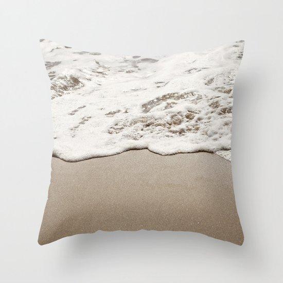 Wild Honey Throw Pillow
