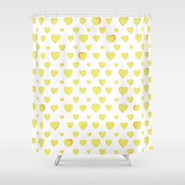 Made for you my heart 25 Shower Curtain