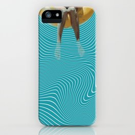 minima Online Pool. Another day! iPhone Case