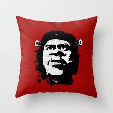 El Chrek Throw Pillow