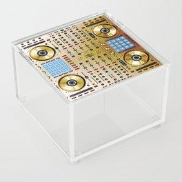 DDJ SX N In Limited Edition Gold Colorway Acrylic Box