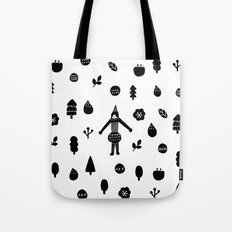 Little Forest  Tote Bag