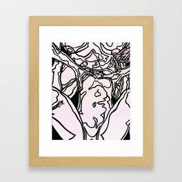 C+E Framed Art Print