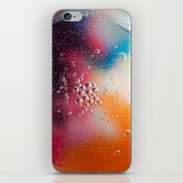 Bubble Power iPhone Skin