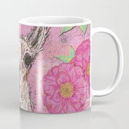 Perfectly Pink Llama Coffee Mug