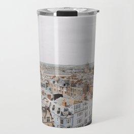 Oxford, England Travel Mug