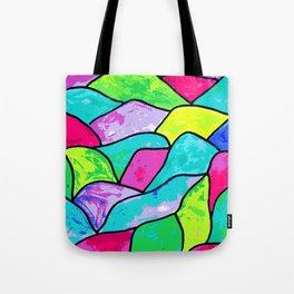 Vitro funky colors Tote Bag
