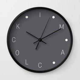 Mr Clock Wall Clock